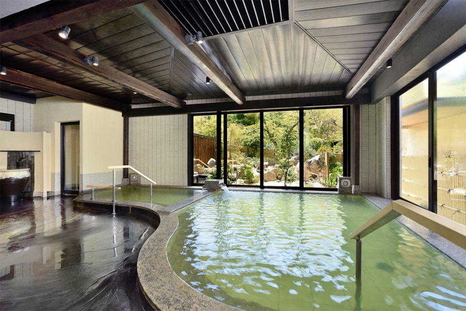 箱根高原ホテルの乙女湯