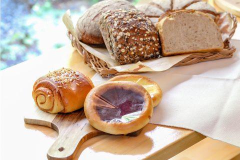 ライ麦ハウスベーカリーのパン各種