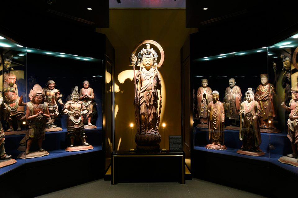 長谷寺の観音ミュージアム