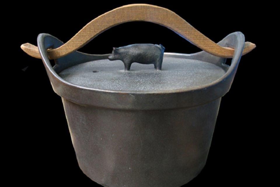 器と雑貨ラクの土鍋