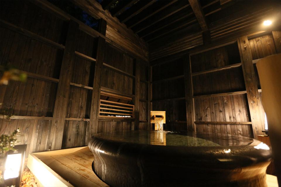 翠雲の貸切風呂