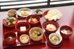 鎌倉鉢の木の精進料理桜