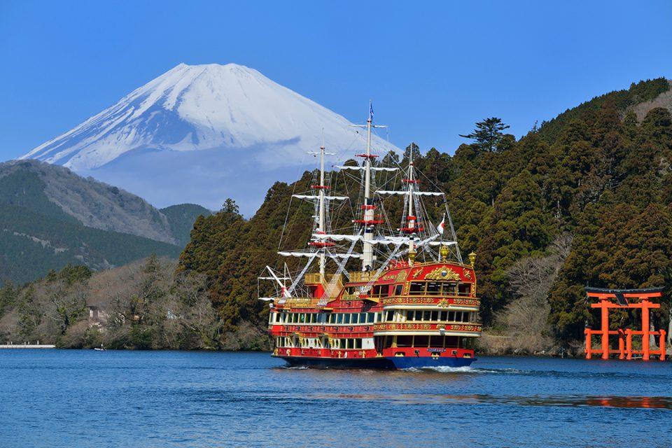 箱根海賊船のロワイヤルⅡ