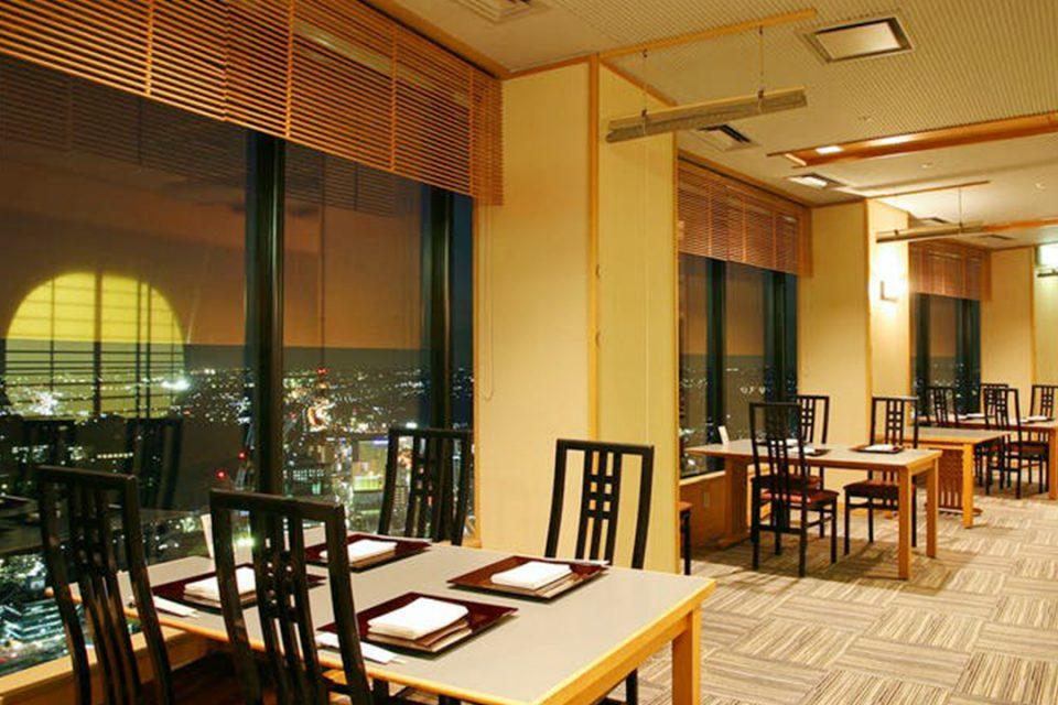 新横浜プリンスホテルのレストラン1