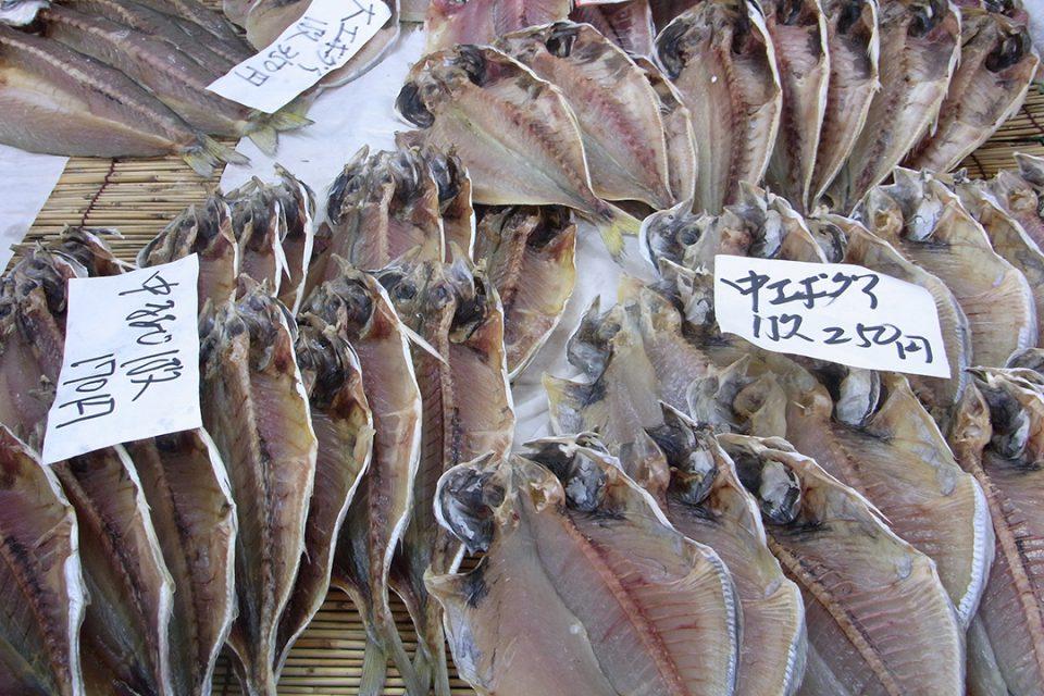 魚三商店のひものイメージ2