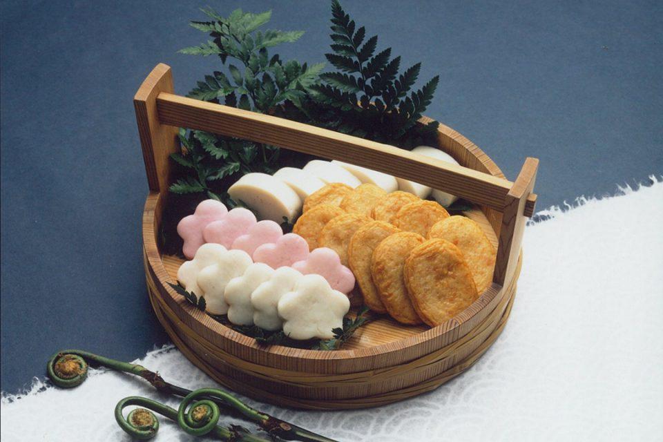 井上蒲鉾店の蒲鉾イメージ2