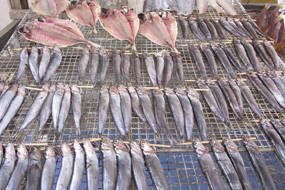 魚三商店のひものイメージ1
