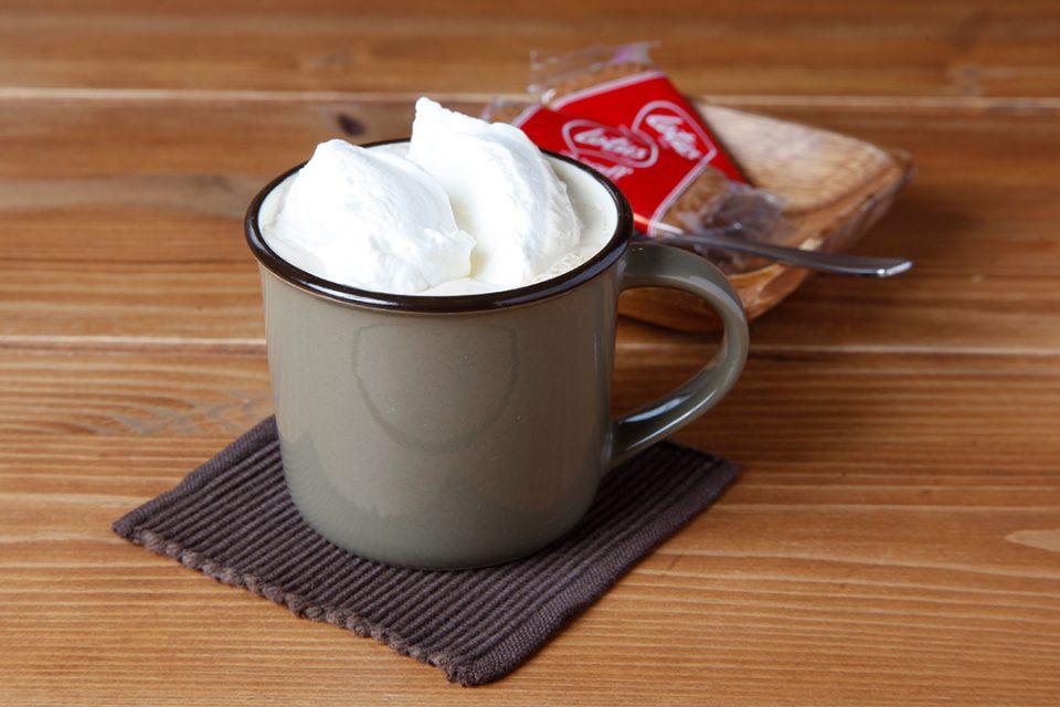 バニヤンツリーコーヒーハウスのウインナーコーヒー