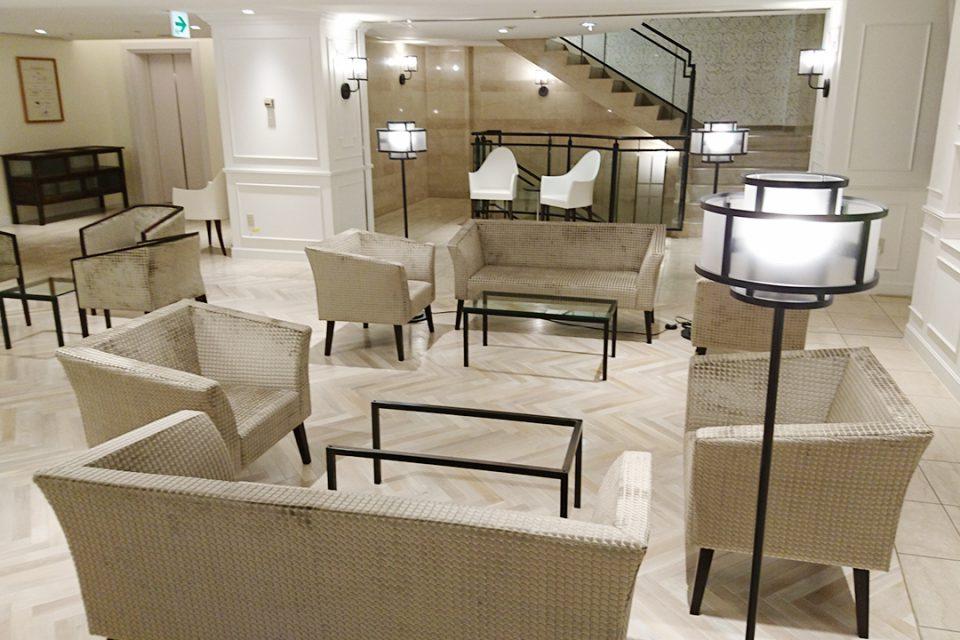 コートホテル新横浜の内観