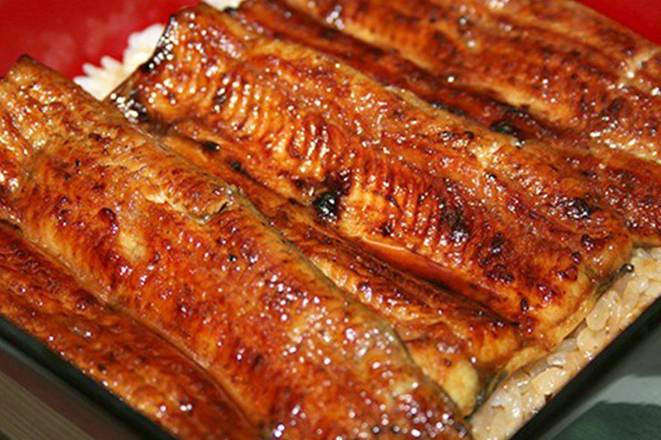 割烹蒲焼わかなの鰻丼2