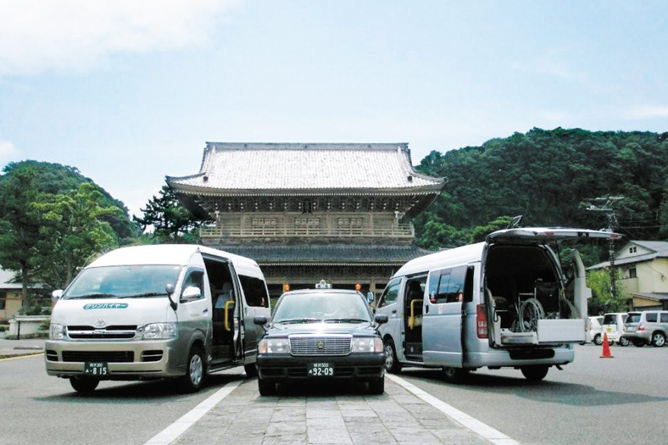 ケージーグループの観光タクシー1