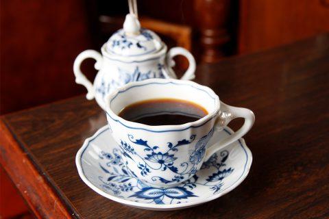コーヒーの大学院ルミエール・ド・パリのコーヒー