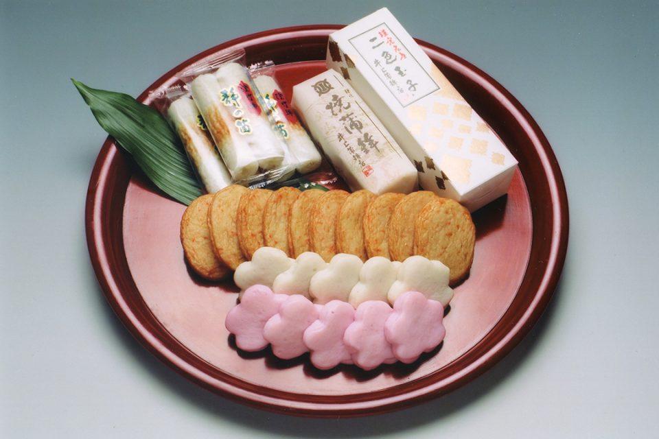 井上蒲鉾店の蒲鉾イメージ4