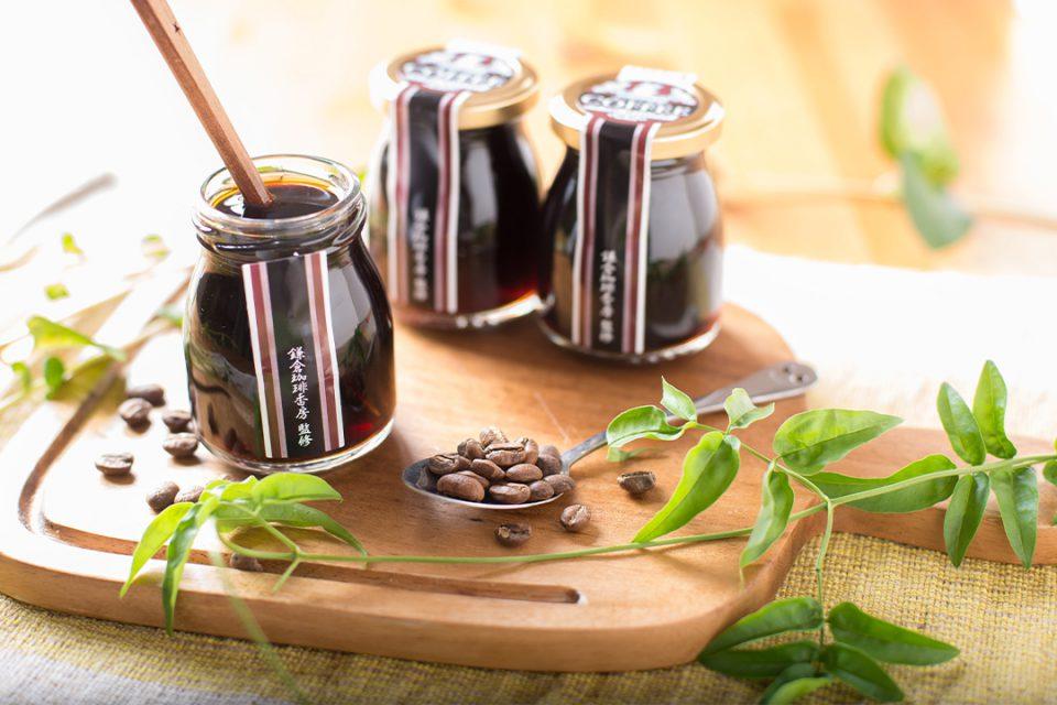 アトリエバニラの鎌倉焙煎コーヒーゼリー