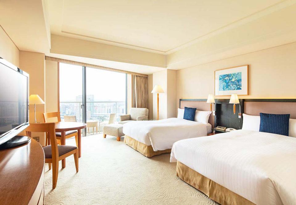 横浜ベイホテル東急の客室
