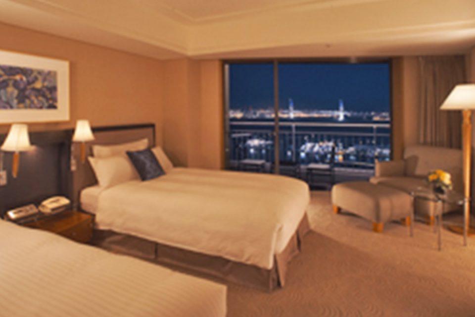 横浜ベイホテル東急客室