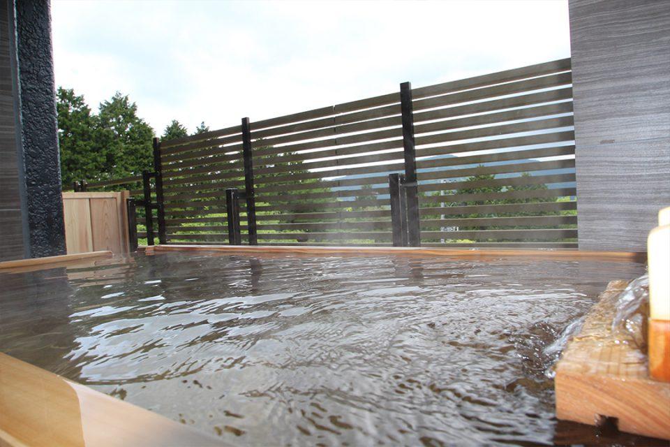 箱根湯宿然の温泉