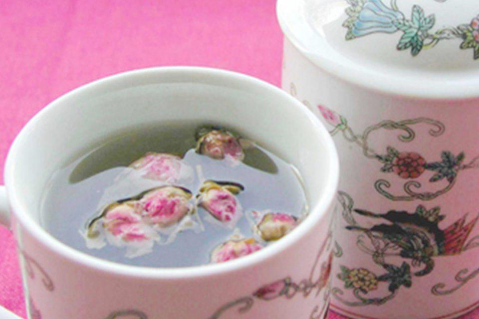 重慶茶樓の中国茶