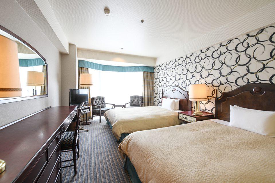 ローズホテル横浜の客室