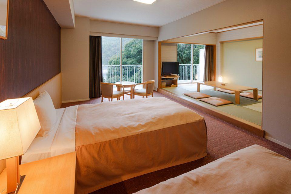 湯本富士屋ホテルの和洋室