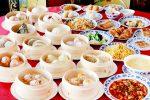 重慶茶樓の飲茶食べ放題