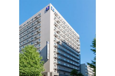 コンフォートホテル横浜関内の外観