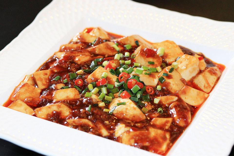 四五六菜館本館の四五六麻婆豆腐
