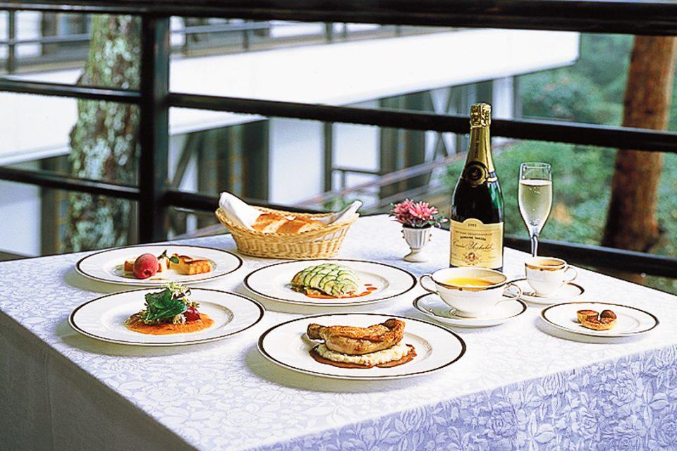 ホテルマロウド箱根の料理イメージ