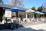 ロンカフェ湘南江の島本店の外観