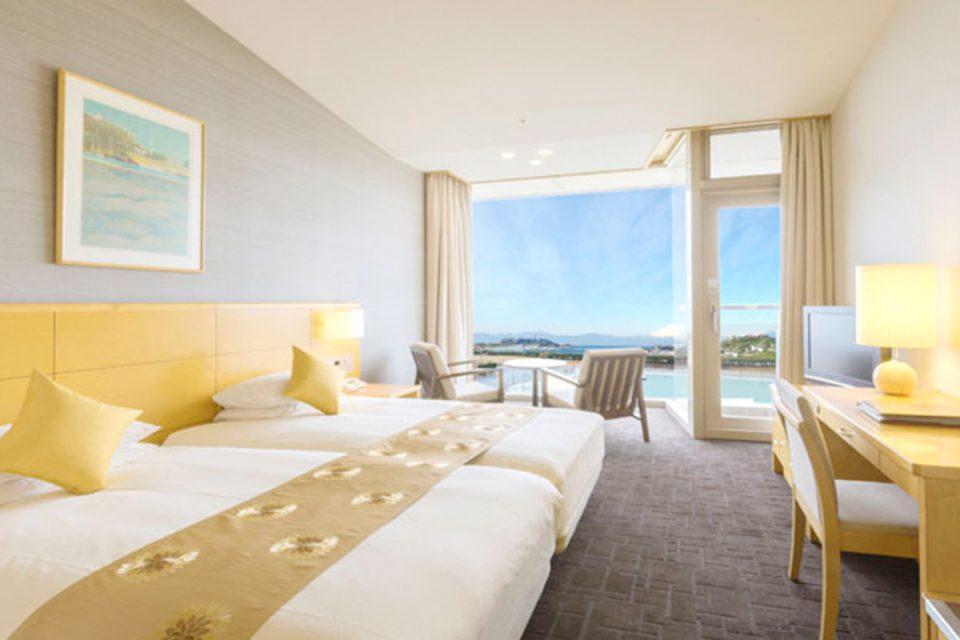 鎌倉プリンスホテルの客室