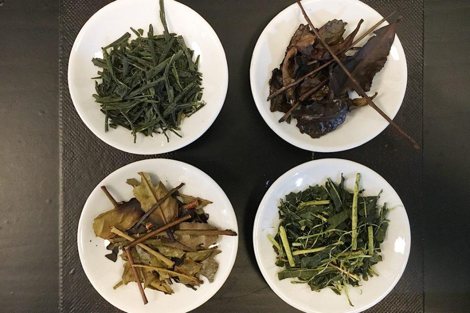 茶凛の茶葉