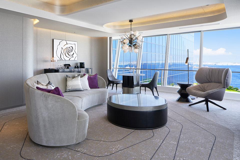 ザカハラホテル&リゾート横浜の客室1231(スイート)