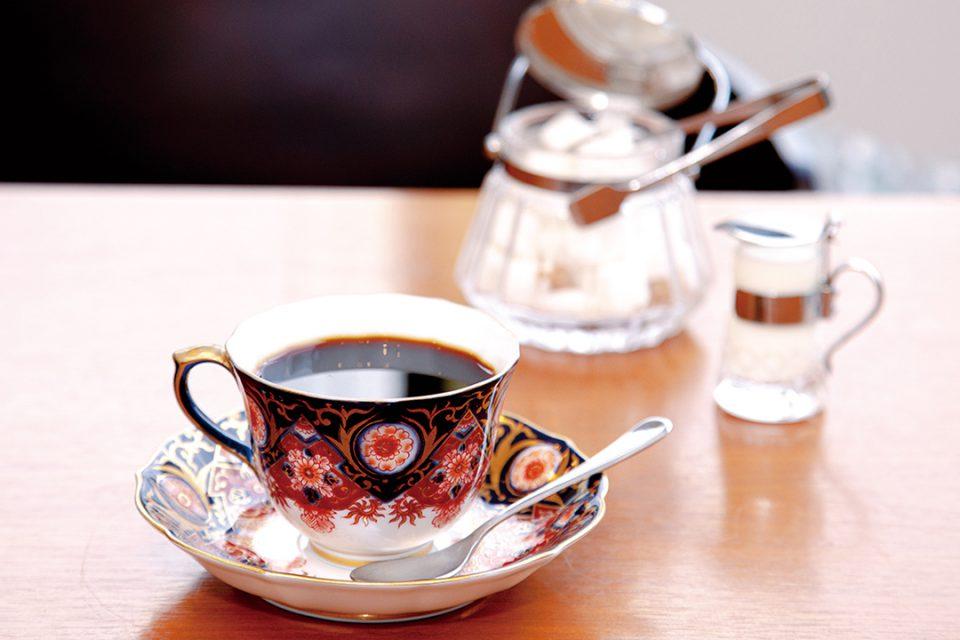 香月珈琲店のコーヒー