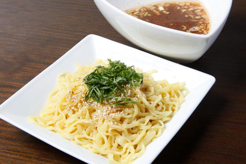 めんやフタツボシのニボシつけ麺