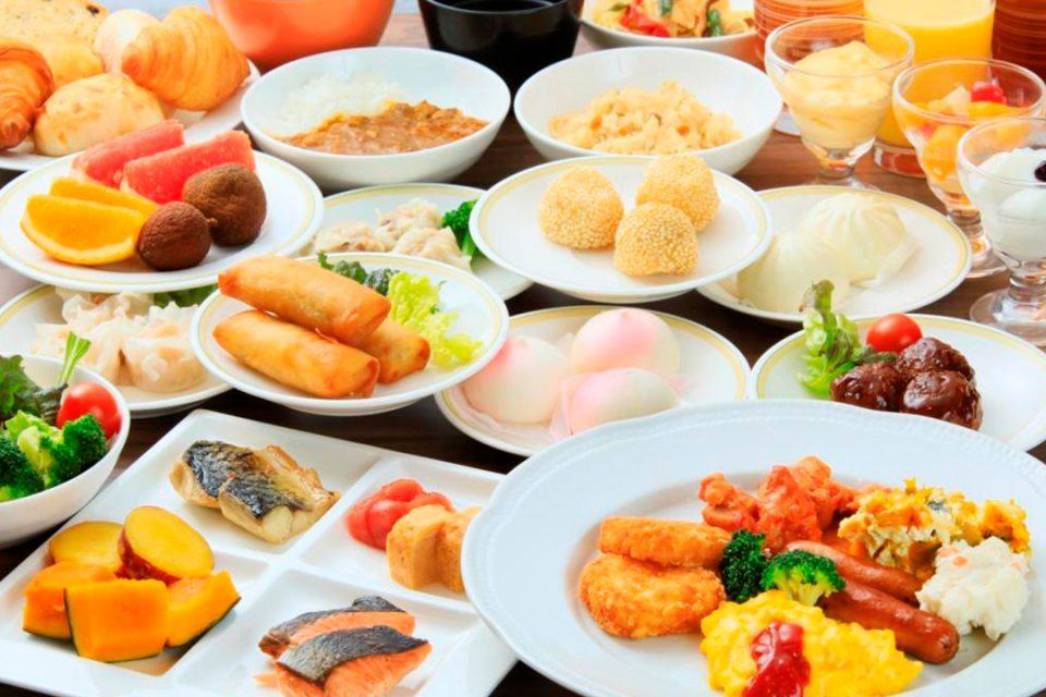 リッチモンドホテル横浜駅前の朝食
