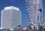 横浜ベイホテル東急の外観