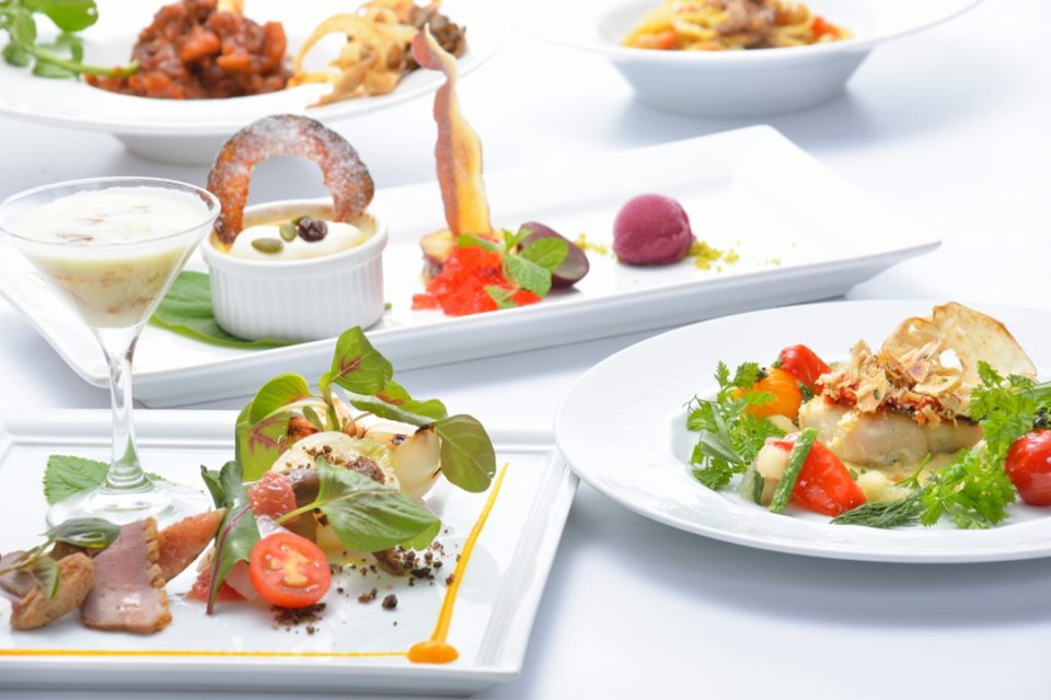 リストランテアマルフィの料理イメージ