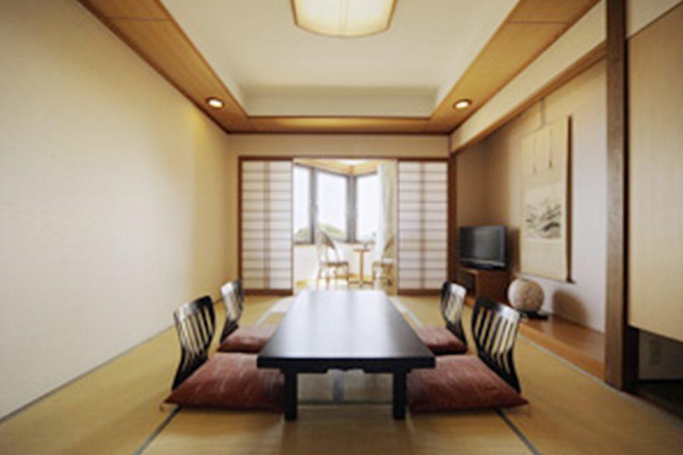 鎌倉パークホテルの客室和室