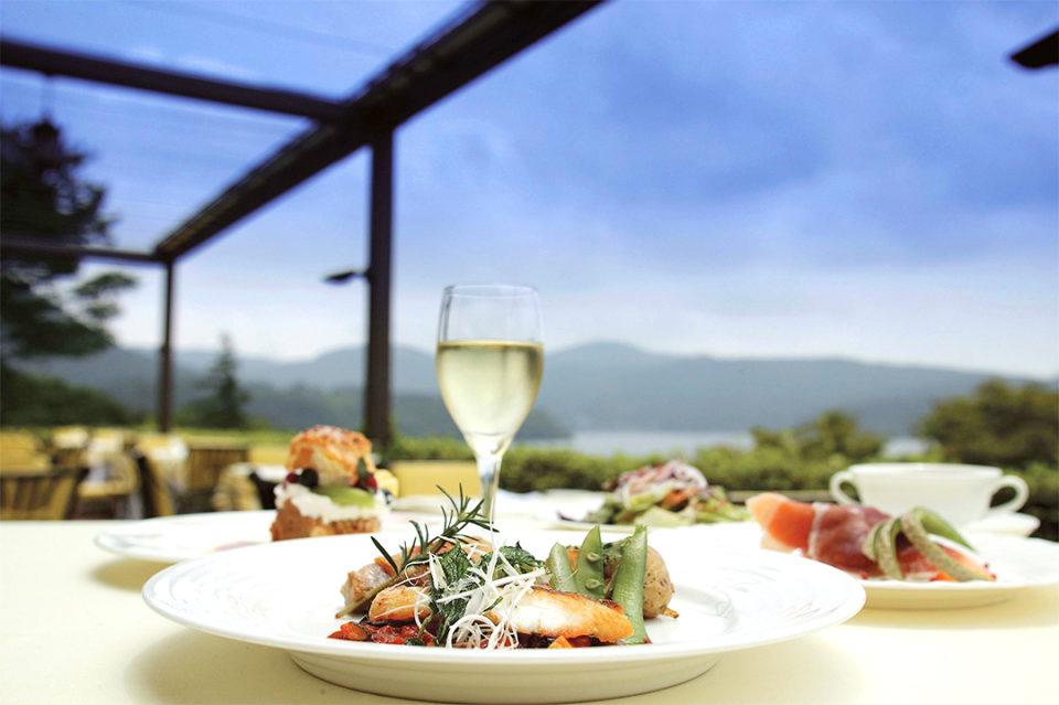 山のホテルの料理イメージ