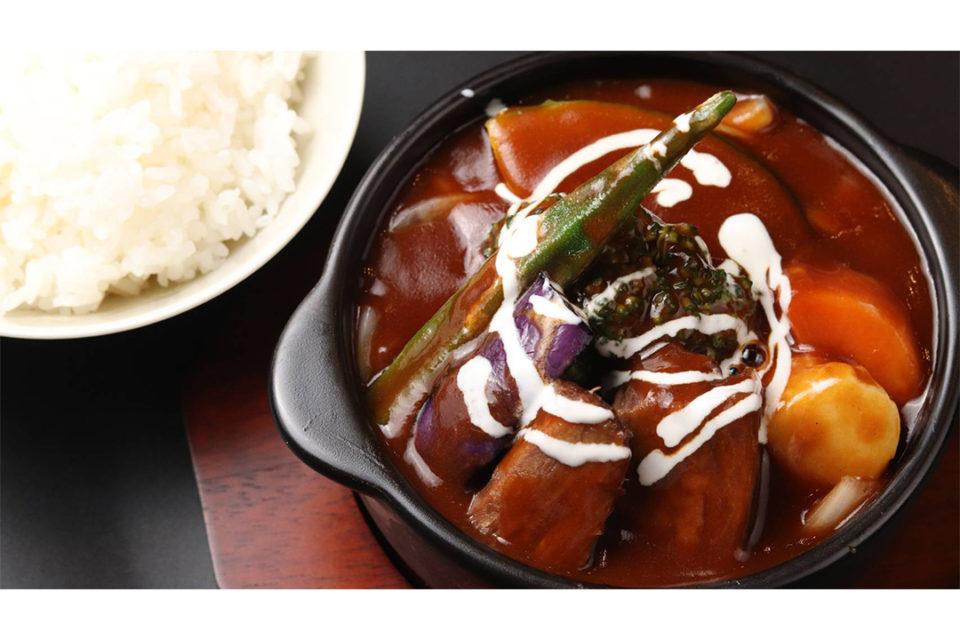 銀座古川の野菜シチュー