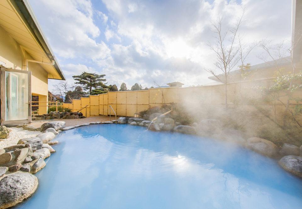 森の湯のコラーゲン風呂