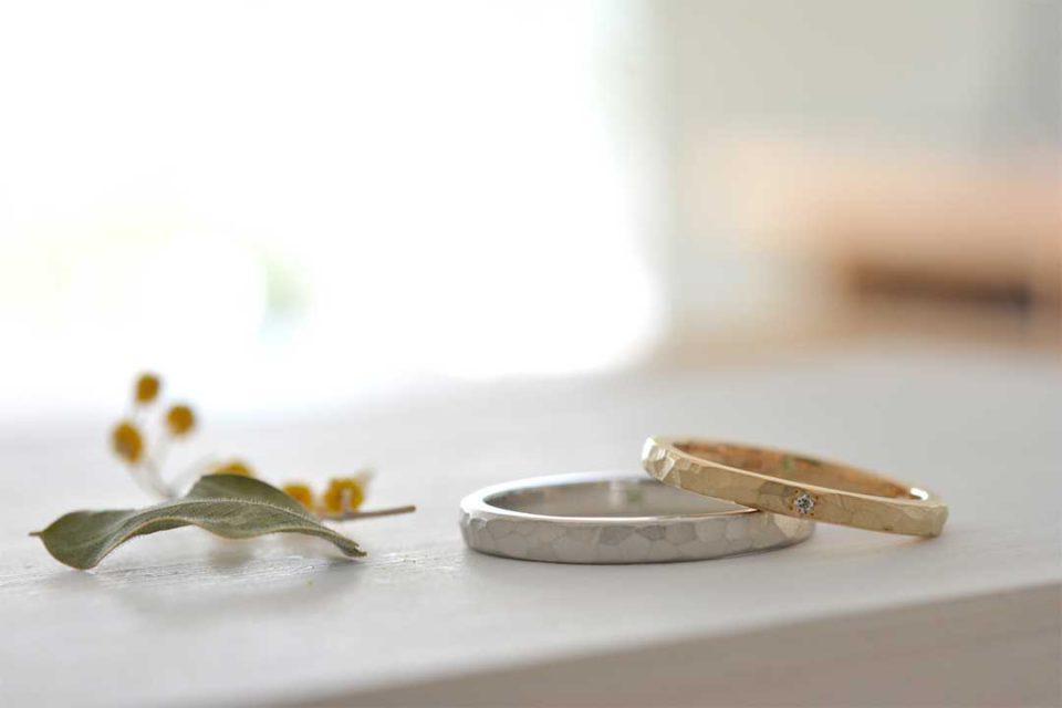 CRAFYの指輪イメージ