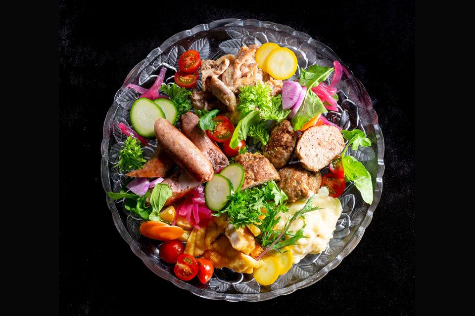 MISO-YA KAMAKURA INOUEの本日のお肉料理盛り合わせ(要予約)