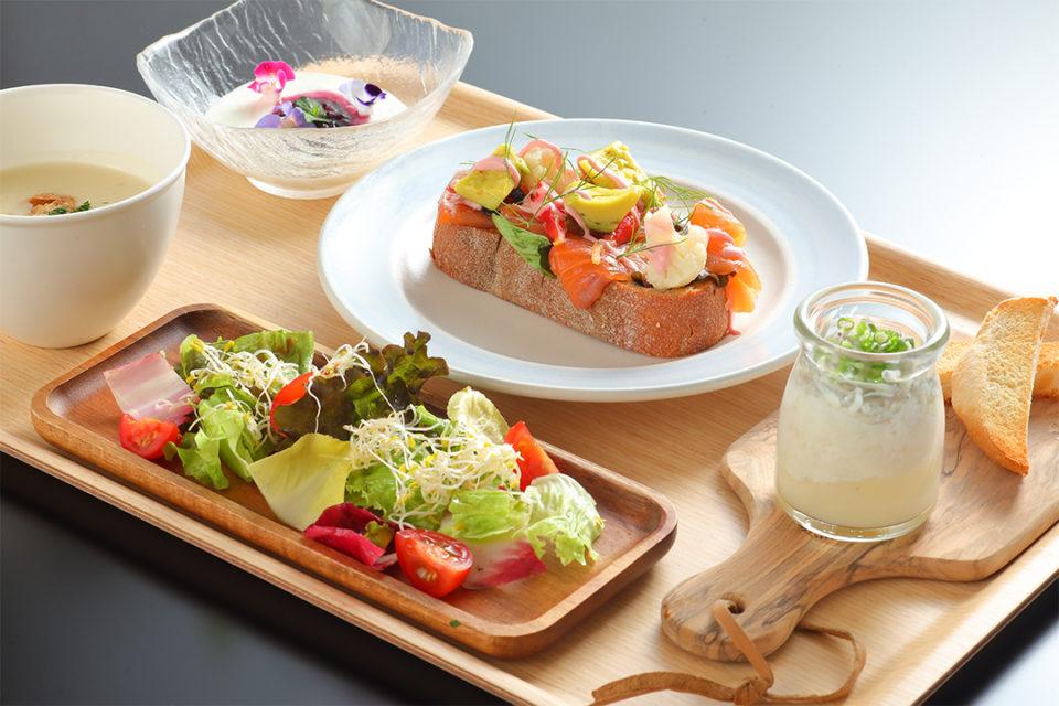 江の島ホテル_お食事_洋朝食