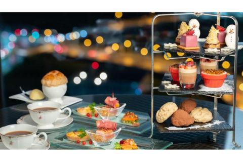 新横浜プリンスホテル_クリスマスアフタヌーンティのイメージ