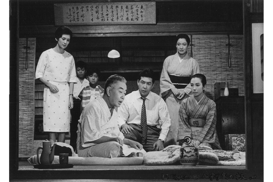 『小早川家の秋』