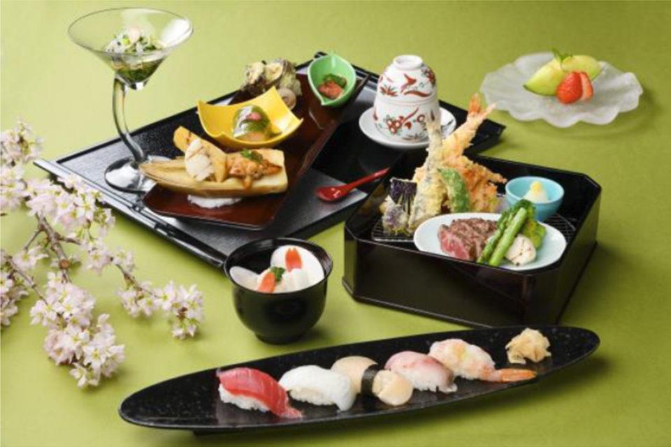 新横浜プリンスホテルの横浜味楽膳「さくら」