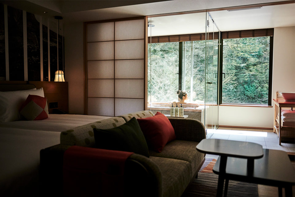 ホテルインディゴ客室イメージ