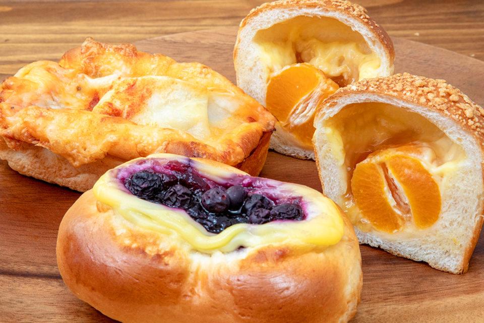 渡邊ベーカリーのセピア通りパン