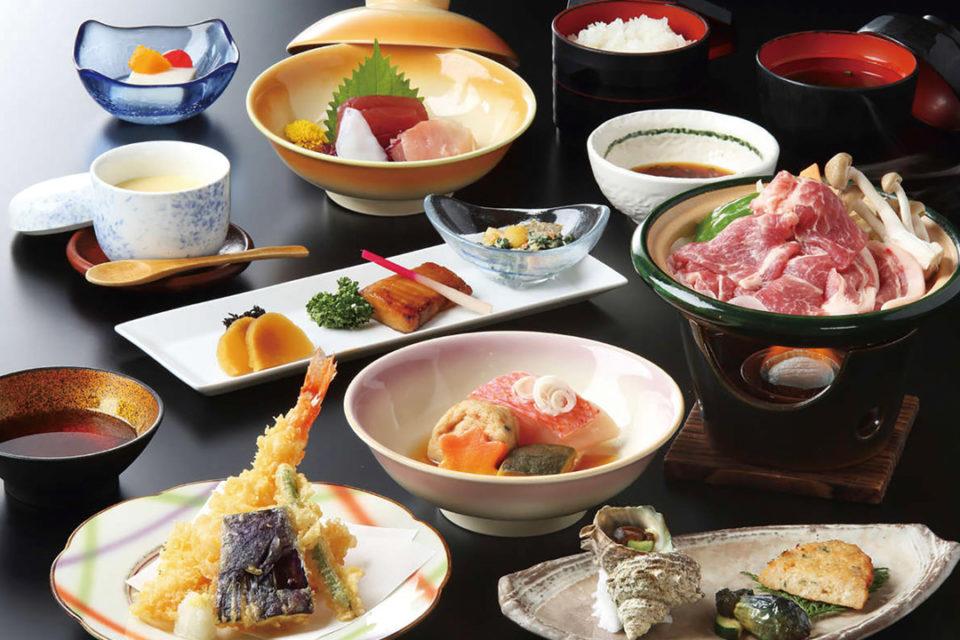 箱根の森おかだ夕食イメージ